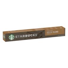 STARBUCKS Caspules de café house blend lungo compatibles Nespresso 10 capsules 57g
