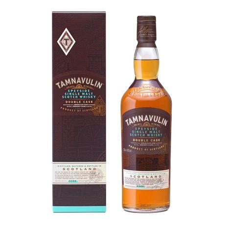 TAMNAVULIN Scotch whisky single malt ecossais Speyside 40%