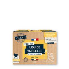 L'ATELIER DU D.I.Y Liquide vaisselle à faire soi-même pour 1 litre Pour 1l 1 kit