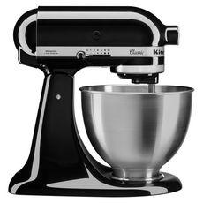 KITCHENAID Robot pâtissier 5K45SSEOB - Noir