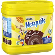 NESQUIK Chocolat en poudre goût extra choco 600g