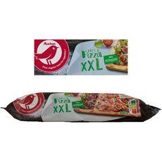 AUCHAN Pâte à pizza rectangulaire XXL 550g