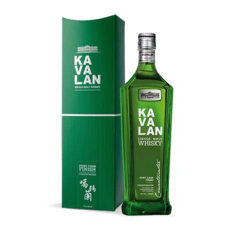 KAVALAN Scotch whisky single malt 40%