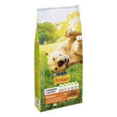 FRISKIES Balance croquettes poulet, boeuf et légumes pour chien 10kg
