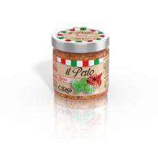 CIRO Sauce pesto rosso sans gluten 180g