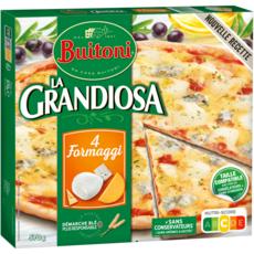 BUITONI Pizza la grandiosa 4 fromages 570g