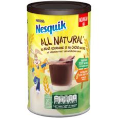 NESQUIK Chocolat en poudre au malt gourmand et cacao maigre 400g