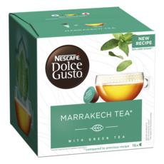 NESCAFE Marrakech tea capsules compatible Dolce Gusto 16 capsules 82g