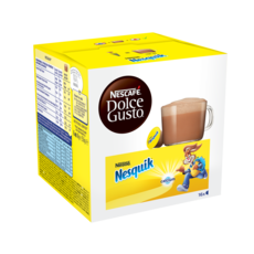 DOLCE GUSTO Capsules de Nesquik compatibles Dolce Gusto 16 capsules 260g