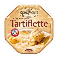 RICHESMONTS Fromage pour tartiflette 450g