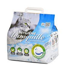 TRANQUILLE Litière minérale pour chat 9l