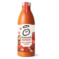 INNOCENT Gazpacho tomate concombre poivron 750ml