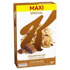 Kellogg's SPECIAL K Céréales au chocolat au lait