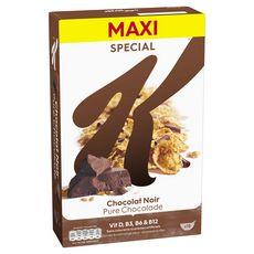 SPECIAL K Céréales chocolat noir 550g