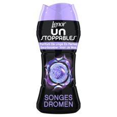 LENOR Unstoppables Parfum de linge en perles songes 224g