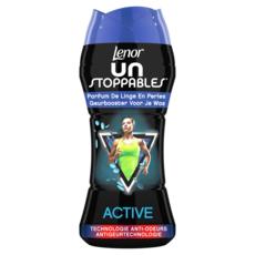 LENOR Unstoppables parfum de linge en bille active 224g