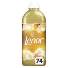 LENOR Adoucissant souffle précieux  74 lavages 1,702l