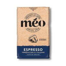 MEO Café en grain espresso torréfaction à l'italienne 1kg