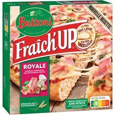 BUITONI Pizza fraîch'up royale 600g