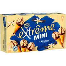 EXTREME Mini cône vanille 8 pièces 312g