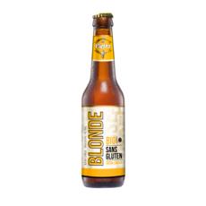 PIETRA Bière blonde corse bio sans gluten 5,5% bouteille 33cl