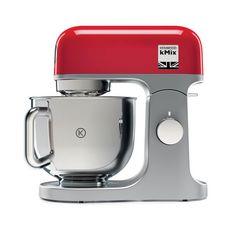 KENWOOD Robot pâtissier KMX855RD - Gris et rouge