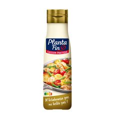 PLANTA FIN Margarine liquide pour cuisson 500ml