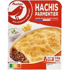 AUCHAN Hachis parmentier 1kg