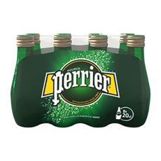 Perrier PERRIER Eau minérale naturelle gazeuse bouteilles