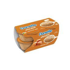 Danone DANETTE Mousse caramel salé