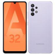 SAMSUNG Smartphone Galaxy A32  4G  128 Go  6.4 pouces Lavande Double NanoSim