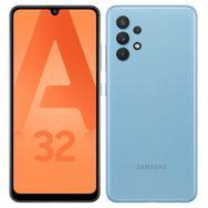 SAMSUNG Smartphone Galaxy A32  4G  128 Go  6.4 pouces Bleu Double NanoSim