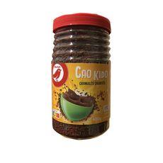 AUCHAN Cao Kido chocolat instantané en granulés 400g
