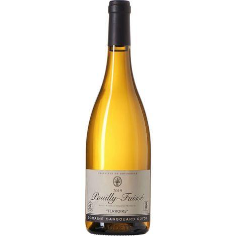 AOP Pouilly-Fuissé Domaine Sangouard-Guyot blanc