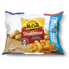 MC CAIN Steakhouse 1.430kg