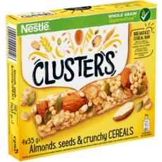 NESTLE Clusters aux amandes 4x35g