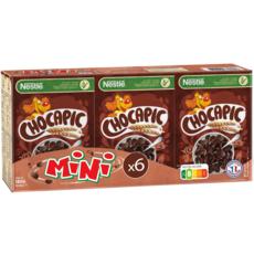 CHOCAPIC Mini Céréales au chocolat 6x30g