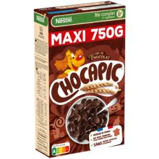 CHOCAPIC Céréales au chocolat 750g