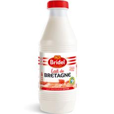 BRIDEL BRIDEL Lait pasteurisé entier Bouteille 1L 1L