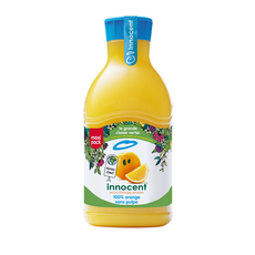 INNOCENT Pur jus d'orangse sans pulpe 1,5L