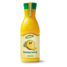 INNOCENT Pur jus d'ananas 90cl