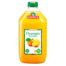 ANDROS Jus d'oranges pressées 1,5L