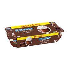 DANETTE Le Liégeois au chocolat 8x100g