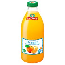 INNOCENT Pur jus d'oranges sans pulpe 1L