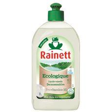 RAINETT Liquide vaisselle écologique dermosensitive provitamine B5 500ml