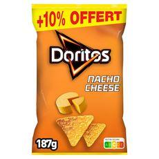 DORITOS Tortillas chips nacho cheese  170g +10% offert