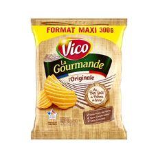 VICO Chips La gourmande l'originale 300g
