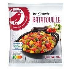 AUCHAN Ratatouille cuisinée 750g