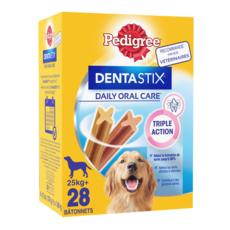 PEDIGREE Dentastix friandises hygiène dentaire pour grand chien 28 pièces