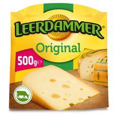 LEERDAMMER L'Original Fromage nature 500g